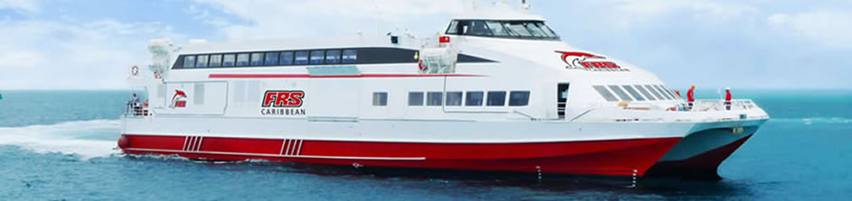 Fast ferry from Miami to Bimini