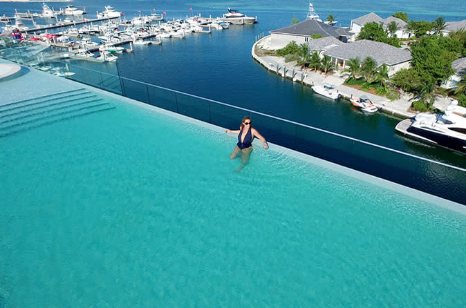 Hilton Resorts world, Bimini, Bahamas